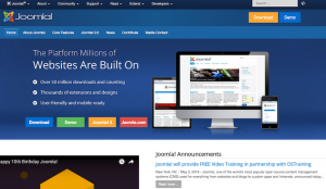 The CMS for developers and designers