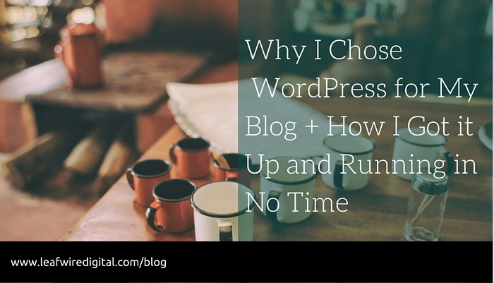 Why A WordPress Blog Delivers More Marketing ROI