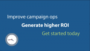 CampaignTrackly benefits: improve campaign production cycle times