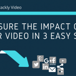 Track videos in 3 easy steps in Google Analytics and use CampaignTrackly to tag your tracking links in seconds