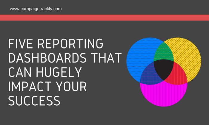 5 Reporting Dashboards that Can Hugely Impact Your Success