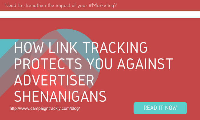 Link Tracking Protects Your Budget