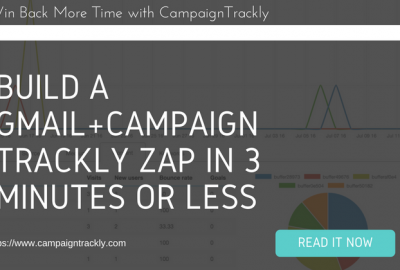 Gmail+CampaignTrackly ZAP