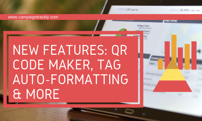 Auto QR Maker, Tag Formatting, and More